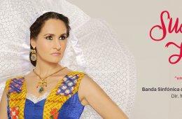 Susana Harp, un regalo de concierto