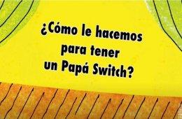 Papá switch