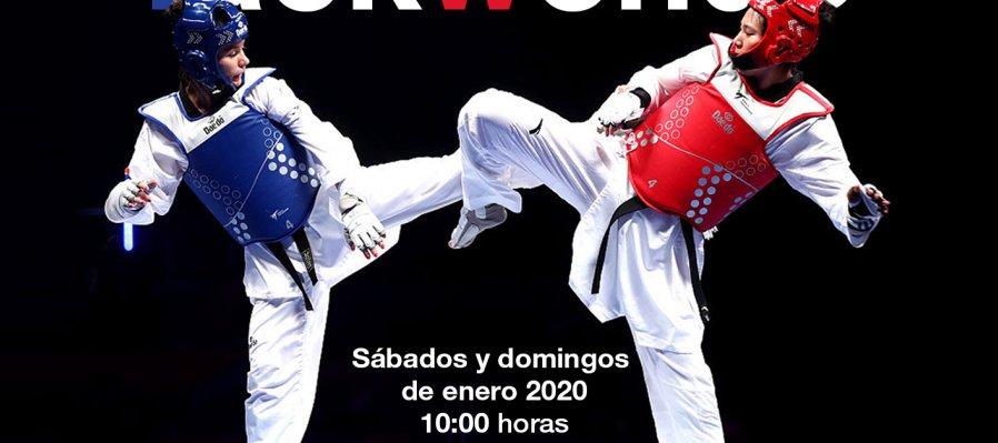 Taller de taekwondo
