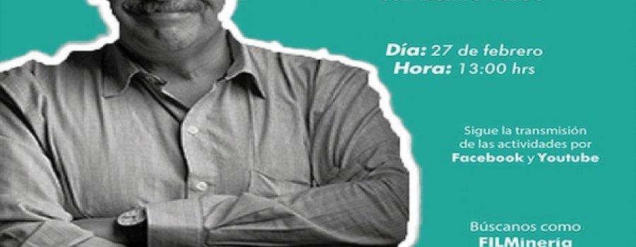 Cápsula: En voz del autor con Benito Taibo