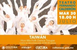 Hon-wa Folk Dance Troupe (Taiwan)