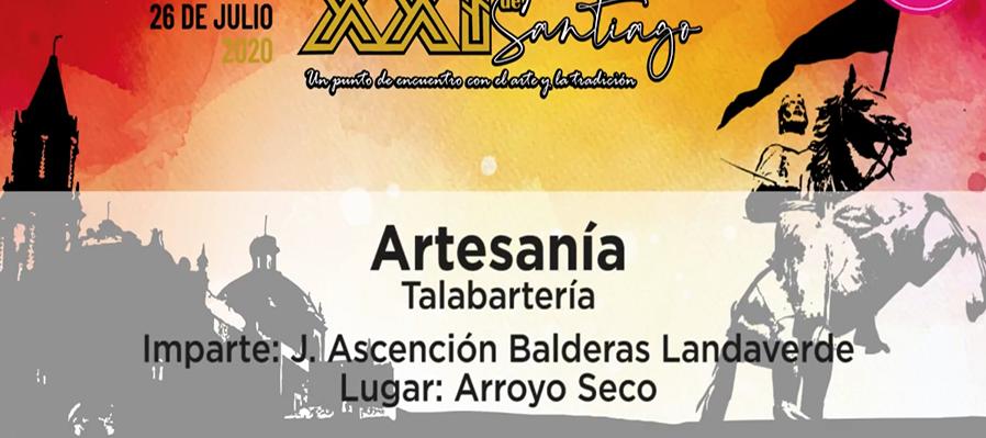 Artesanía: Talabartería