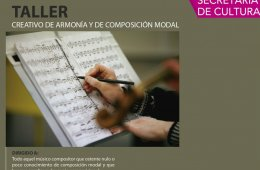 Creative Workshop of Harmony and Modal Composition