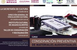 Preventive Preservation of Audiovisual Materials