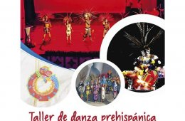 Pre-Hispanic Dance Workshop