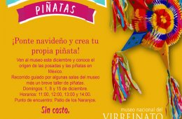Guided Tour and Piñata Workshop at Viceroyalty