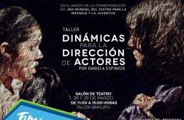 Dinámicas para la dirección de actores