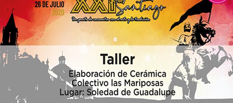 Taller: Elaboración de cerámica