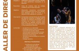 Fronteras narrativas en el teatro contemporáneo