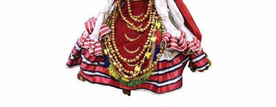 Kathakali, danza sagrada de Kerala, India