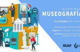 Taller intensivo de museografía