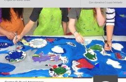 Taller infantil y juvenil de pintura