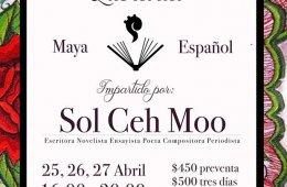 Taller de creación literaria maya - español