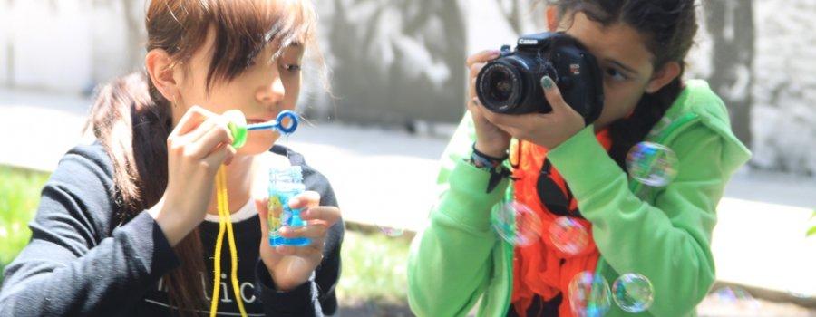 Taller de verano: Fotografía digital y estenopéica nivel básico