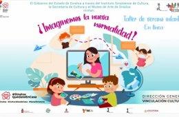 Taller de verano infantil: elaboración de un diario ilus...