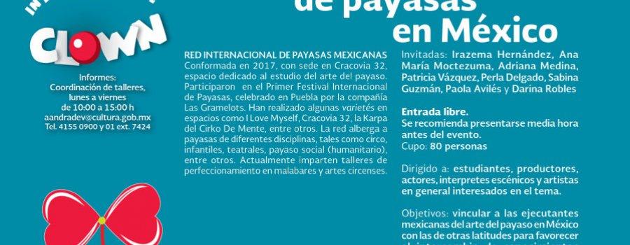 Red Internacional de payasas en México
