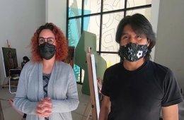 Taller de producción pictórica con Ricardo Fernández