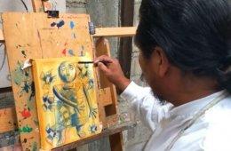 Taller de Pintura: Mundos Luminosos. Sesión 3