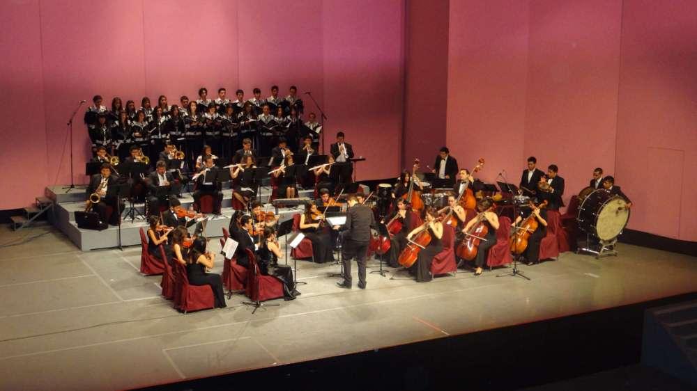 Orquesta de Cámara y Coro del Colegio San Juan Siglo XXI, de Tamaulipas
