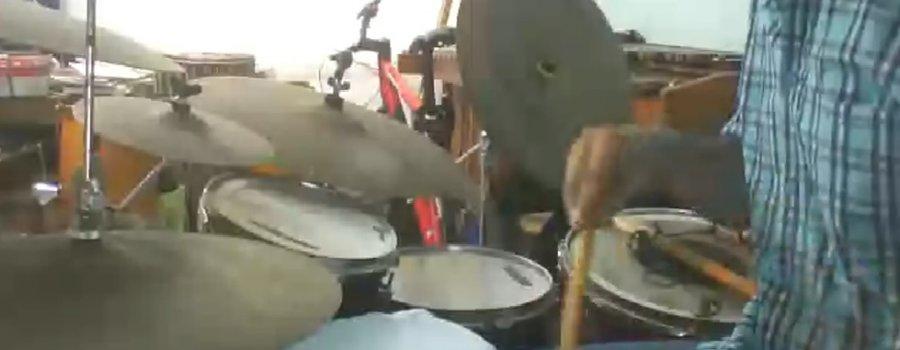 Taller de Técnica de tambor militar II