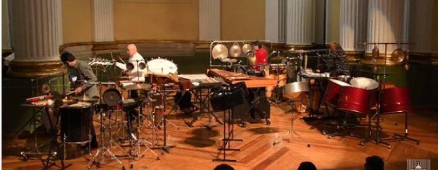 Tambuco: Música súbita (sesiones de improvisación)
