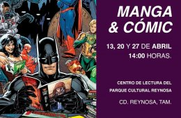 Club de lectura Manga & Comic