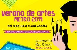 Summer of Arts Metro 2019