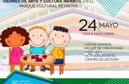Viernes de arte y cultura infantil