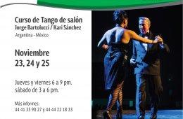 Tango de Salón en el MAC