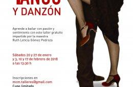 Tango y Danzón