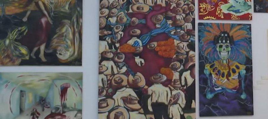 Video recorrido - Taller de Artes Plásticas Rufino Tamayo