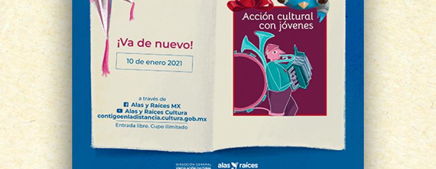 Acción cultural con jóvenes
