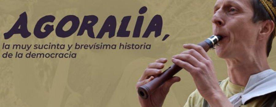 Agoralia, la muy sucinta y brevísima historia de la democracia