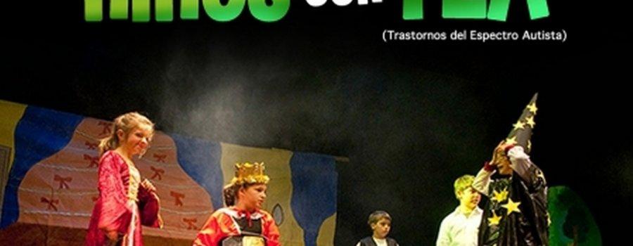 Teatro para niños con TEA