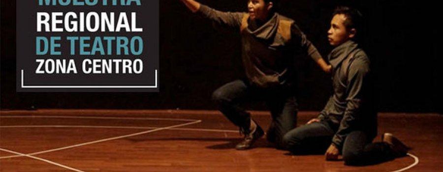 Muestra Regional de Teatro de la Zona Centro