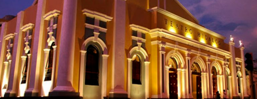 Teatro Hidalgo: Recorrido virtual