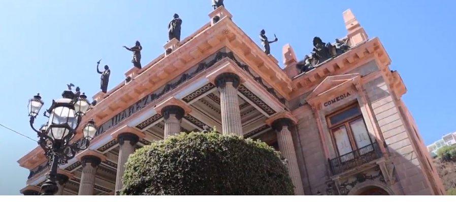 Recorrido por el Teatro Juárez