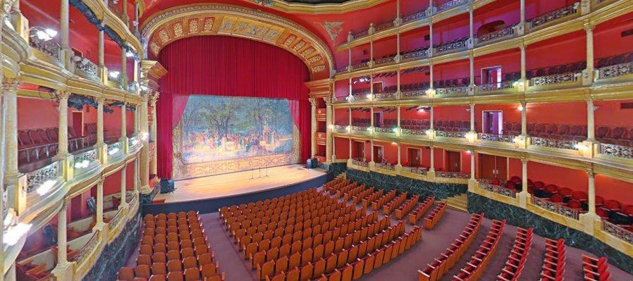¡Conoce virtualmente el Teatro Degollado!