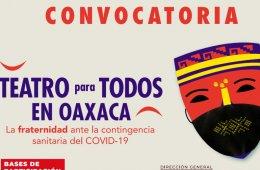 Teatro para todos en Oaxaca