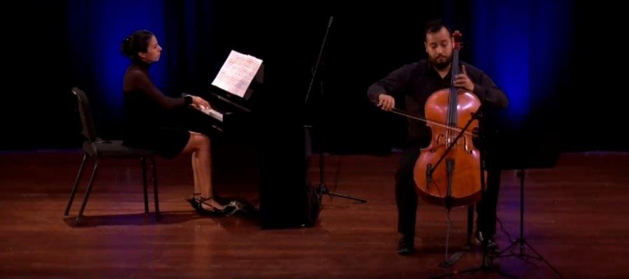 Virtuosos y Virtuales: músicos de la OSSLA en línea. Extensión TEC Campus Sinaloa
