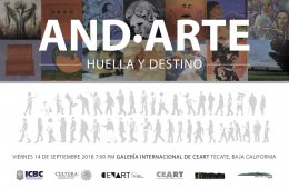 Exposición And-Arte. Huella y destino