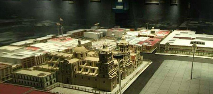 Haz un recorrido virtual por el Museo del Templo Mayor