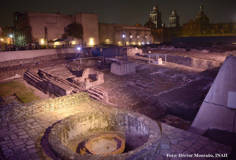 La Conquista y el Templo Mayor de México-Tenochtitlan