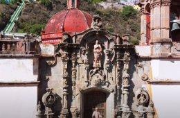 Recorrido por el Templo de San Diego