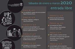 2do. Ciclo de Conferencias: Tetzáhuitl. Los presagios de...