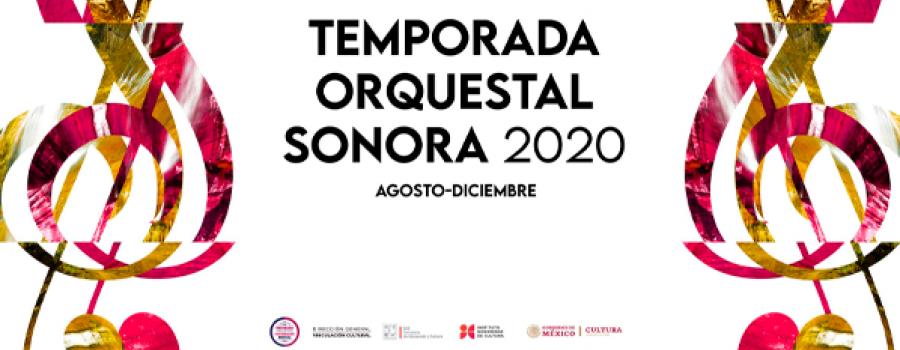 Ensamble de la sección de percusiones con la BSES: Temporada Orquestal Sonora 2020