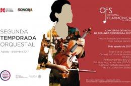 Orquesta Filarmónica de Sonora en Concierto
