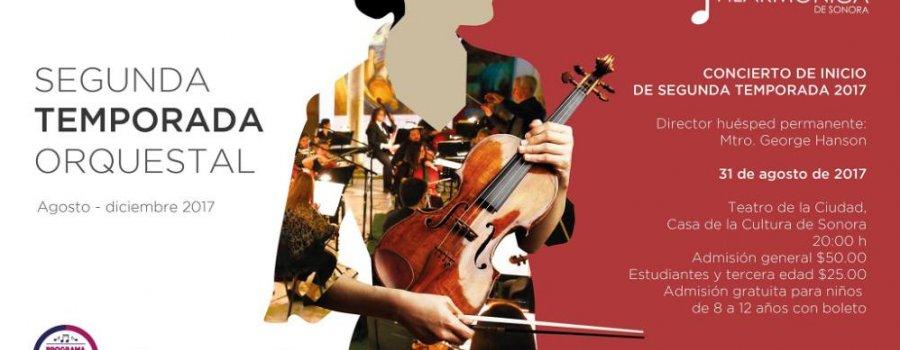 Orquesta Juvenil de Sonora