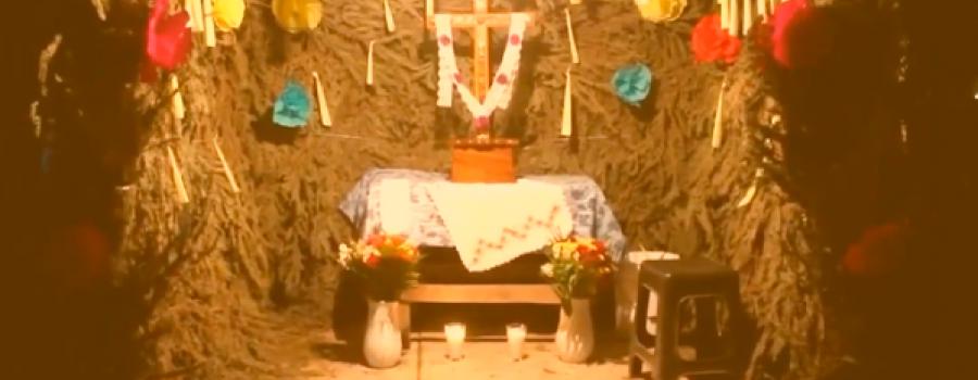 ¿Conoces el tradicional tendido de Cristos en Jalisco?