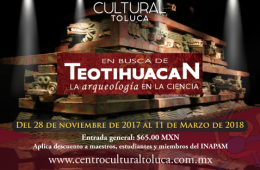 Looking for Teotihuacan, Archaeology in Science